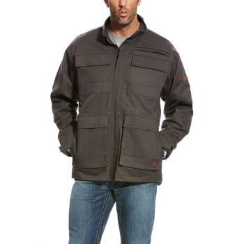 Men's FR Canvas Stretch Jacket