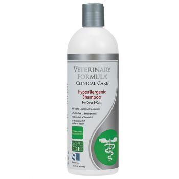 Hypoallergenic Pet Shampoo, 17 oz.