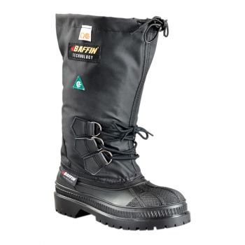 Oilrig Women's Fit Steel Toe and Plate Boot