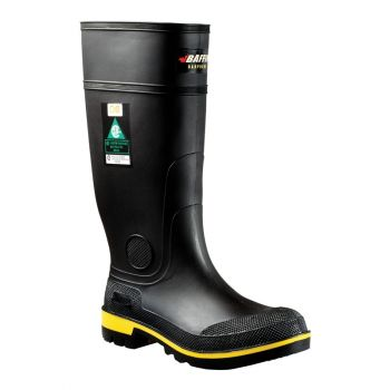 Maximum Performance Rubber Steel Toe and Plate Boot