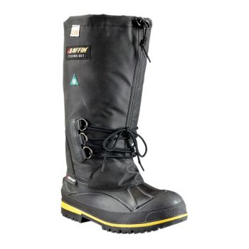 Driller Safety Toe and Plate Boot