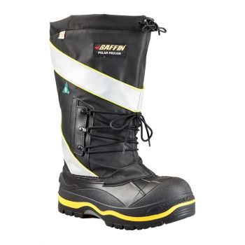 Derrick Neoprene Safety Toe and Plate Boot