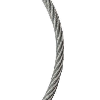 "7x19 Galvanized Cable, 3/16""x50'"