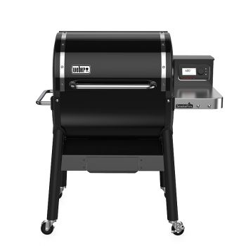 Weber Smokefire EX4 Wood Fired pellet Grill, Black