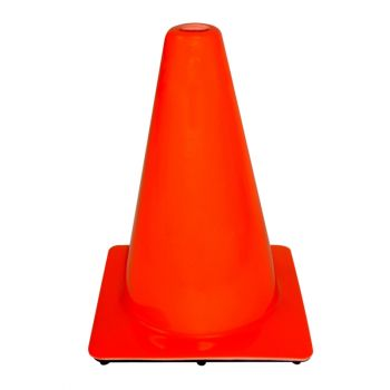 "3M™ 12"" PVC Non Reflective Safety Cone"