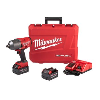 """M18 FUEL™ High Torque ½"""" Impact Wrench with Friction Ring Kit"""