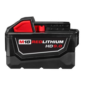 M18™ REDLITHIUM™ HIGH DEMAND™ 9.0 Battery Pack