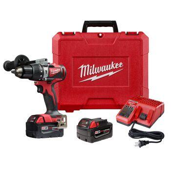 """M18 1/2"""" Brushless Hammer Drill Kit"""
