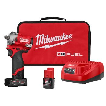 "M12 FUEL 1/2"" Stubby Impact Wrench"