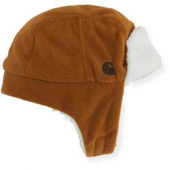 Sherpa Lined Bubba Hat, Carhartt Brown, Infant/Toddler