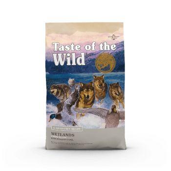 Taste of the Wild Wetlands Canine Recipe Dog Food, 28 Lbs.