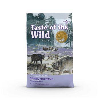 Taste of the Wild Sierra Mountain Canine Recipe Dog Food, 28 Lbs.