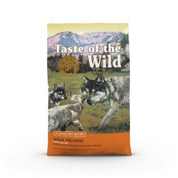 Taste of the Wild High Prairie Puppy Recipe Dog Food, 28 Lbs.