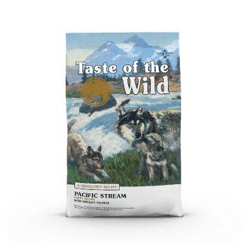 Taste of the Wild Pacific Stream Puppy Recipe Dog Food, 28 Lbs.