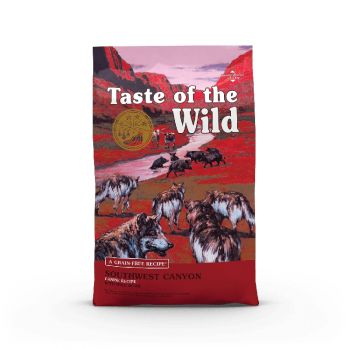 Taste of the Wild Southwest Canyon Canine Recipe Dog Food, 28 Lbs.
