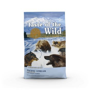 Taste of the Wild Pacific Stream Canine Recipe Dog Food, 28 Lbs.
