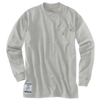 Men's FR Force Cotton Long-Sleeve T-Shirt