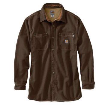 Men's FR Canvas Shirt Jac