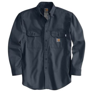 Men's FR Twill Shirt With Pocket Flap
