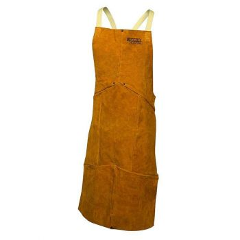 Lincoln Electric Split Leather Welding Apron