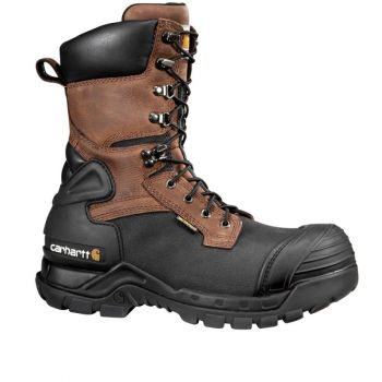 "PAC BOOT 10"" Waterproof Insulated Comp Toe CMC1259"