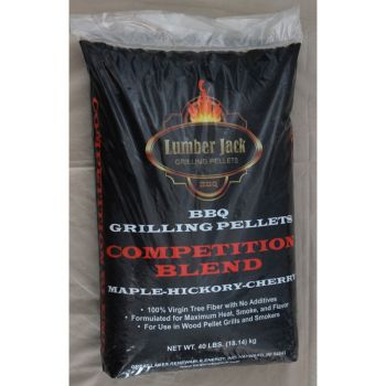 Lumber Jack Competition Blend Pellets, 40 Lbs.