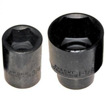 "1/2"" DR. X 1-1/8"" Impact Socket"