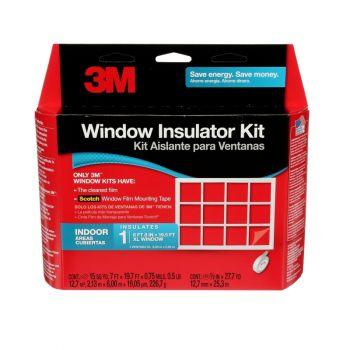 3M™ Indoor Window Insulator Kit, XL Window