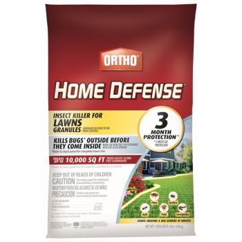 Ortho® Home Defense® Insect Killer for Lawns Granules, 10 Lbs
