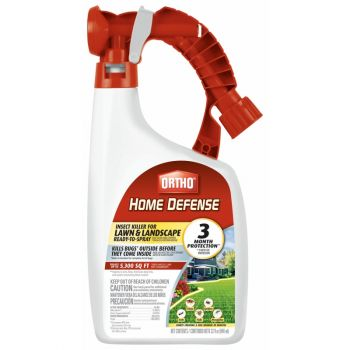 Ortho® Home Defense® Insect Killer for Lawn & Landscape Ready-To-Spray, 32 Oz