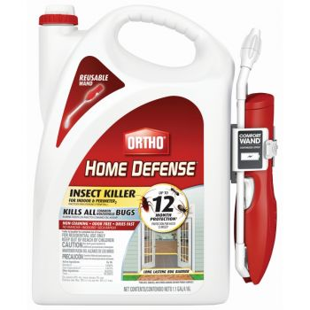 Ortho® Home Defense® Insect Killer for Indoor & Perimeter, 1.1 Gal