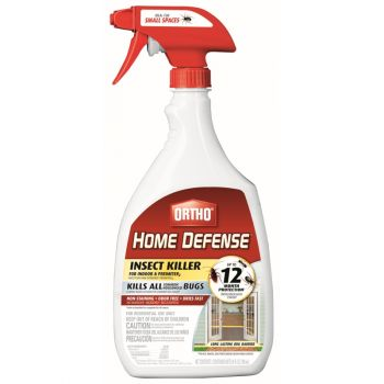 Ortho® Home Defense® Insect Killer for Indoor & Perimeter Ready-To-Use, 24 Oz