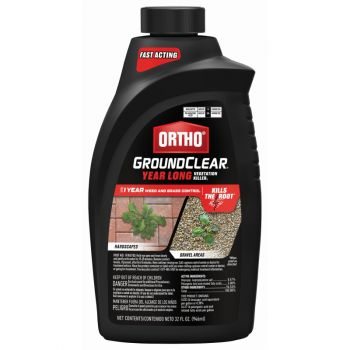 Ortho® GroundClear® Year Long Vegetation Killer, 32 Oz