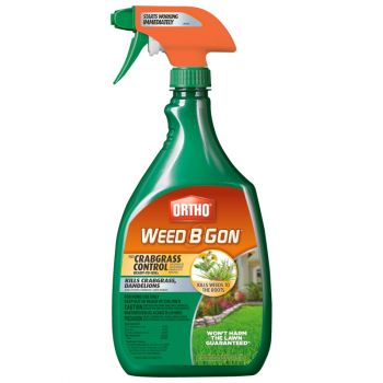 Ortho® Weed B Gon® Plus Crabgrass Control Ready-To-Use, 24 Oz
