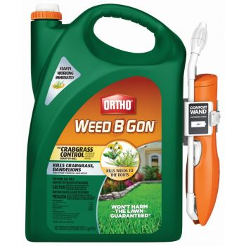 Ortho® Weed B Gon® Plus Crabgrass Control Ready-To-Use, 1.1 Gal