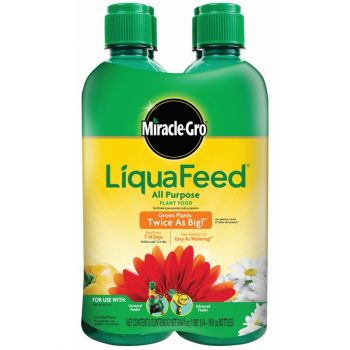 Miracle-Gro® LiquaFeed® All Purpose Plant Food, 16 Oz, 4 Pack