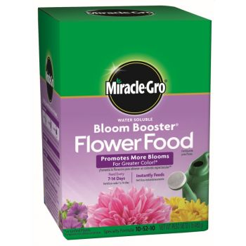 Miracle-Gro® Water Soluble Bloom Booster® Flower Food, 1 Lb