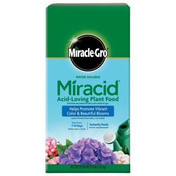 Miracle-Gro® Water Soluble Miracid® Acid-Loving Plant Food, 4 Lbs