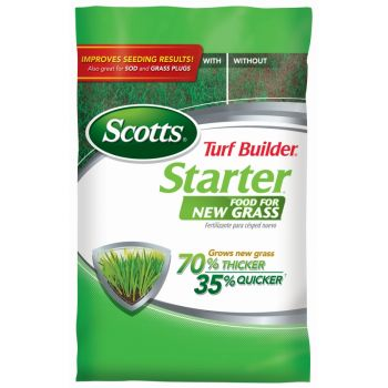 Scotts® Turf Builder® Starter® Food for New Grass, 15 Lbs
