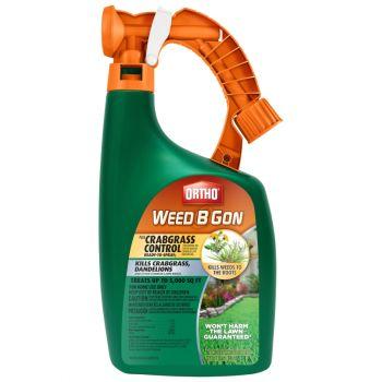 Ortho® Weed B Gon® Plus Crabgrass Control, 32 Oz