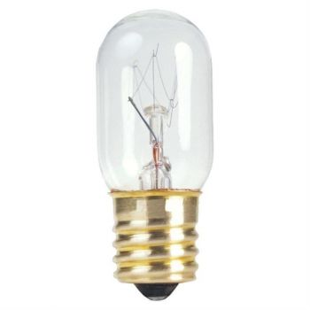 15-Watt Clear T7 Incandescent Light Bulb with Intermediate Base