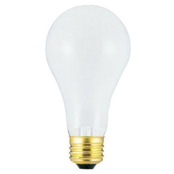150 Watt A21 Incandescent Frost E26 (Medium) Base, 120 Volt, Box
