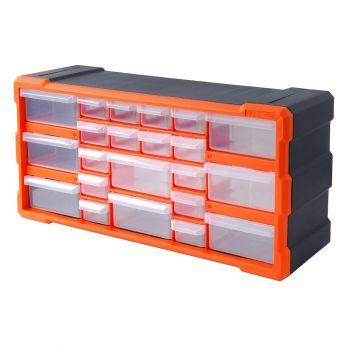 22 Drawer Parts Organizer Cabinet