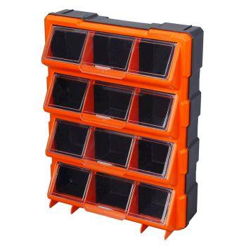 12 Bin Storage Cabinet