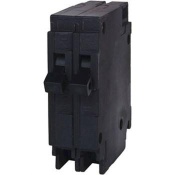 20/20A Circuit Breaker 1 pole 120V QT Duplex