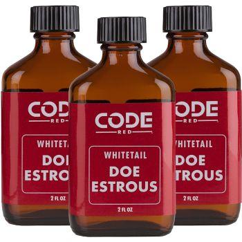 Code Blue Doe Estrous 3/pk