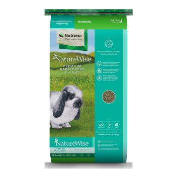NatureWise 15% Premium Rabbit Pellet, 40 lbs