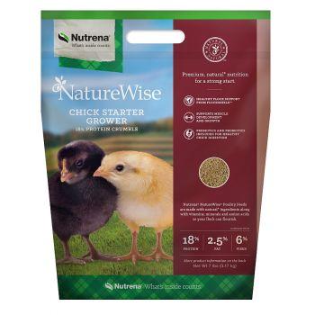 NatureWise Chick Starter Grower, 7 lbs