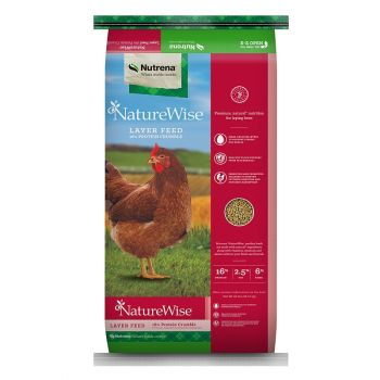 NatureWise Layer 16% Crumble, 40 lbs