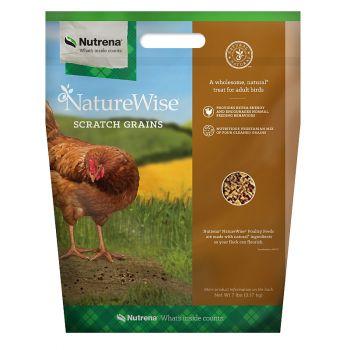 NatureWise Scratch Grains, 7 lbs